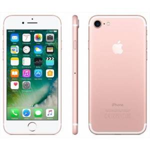Apple Smartphone Apple Iphone 7 32 Gb 4g Lte Chip A10 Touch Id Ios 10 12 Mp Refurbished Pink Gold