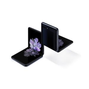 "Samsung Smartphone Samsung Galaxy Z Flip Sm F700f 256 Gb Dual Sim 6.7"" 4g Lte 12 + 12 Mp Octa Core Refurbished Mirror Black / Nero"