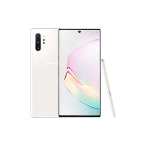 "Samsung Smartphone Samsung Galaxy Note 10 Plus Sm N975f Dual Sim 6.8"" Dynamic Amoled 256 Gb Octa Core 4g Lte Wifi Android Refurbished Aura White"