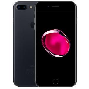 Apple Ricondizionato Smartphone iphone 7 plus 32 gb 4g lte chip a10 fusion touch id ios 12 12 mp refurbished nero opaco