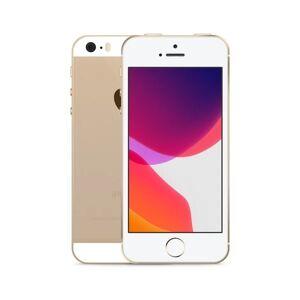 """Apple Ricondizionato Smartphone iphone se 32 gb 4"""" 4g lte chip a9 dual core 12 mp refurbished oro"""
