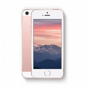 """Apple Smartphone Apple Iphone Se 32 Gb 4"""" 4g Lte Chip A9 Dual Core 12 Mp Refurbished Rose Gold"""