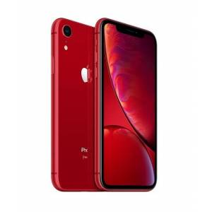 "Apple Smartphone Apple Iphone Xr 64 Gb Dual Sim 6.1"" 4g Lte Hexa Core Ios 14 12 Mp Refurbished (Product)Red"
