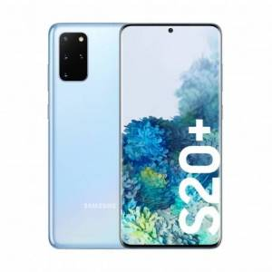 "Samsung Smartphone Samsung Galaxy S20 Plus Sm G985f 128 Gb Dual Sim 6.7"" 4g Lte 12 + 12 + 64 Mp + Vga Octa Core Refurbished Cloud Blue"