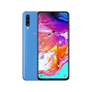 "Samsung Smartphone Samsung Galaxy A70 Sm A705f Dual Sim 128 Gb Octa Core 6.7"" Super Amoled Tripla Fotocamera 32 + 5 + 8 Mp 4g Lte Wifi Bluetooth Refurbished Blu"