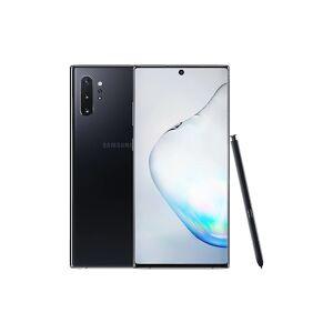 """Samsung Smartphone Samsung Galaxy Note 10 Sm N970f Dual Sim 6.3"""" Dynamic Amoled 256 Gb Octa Core 4g Lte Wifi Android Refurbished Aura Black"""