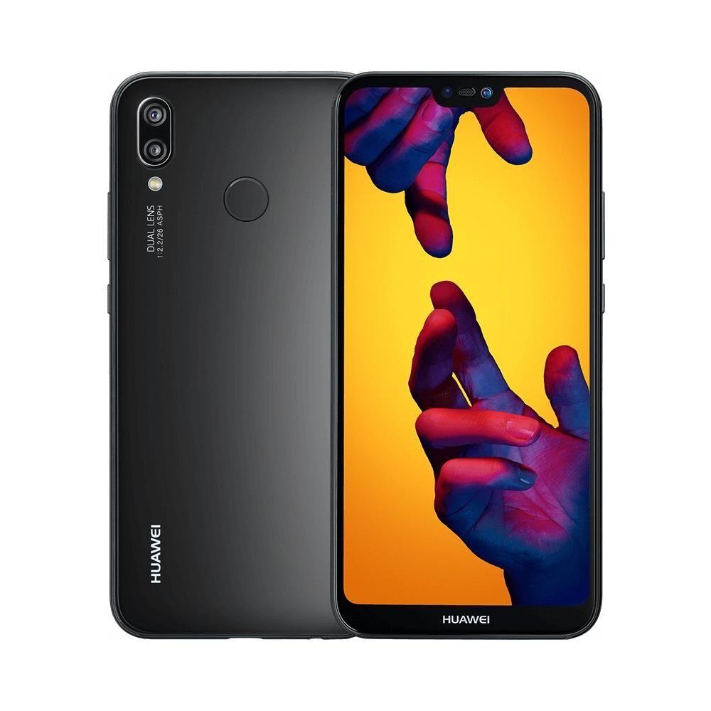 "Huawei Smartphone Huawei P20 Lite Ane Lx1 Dual Sim 64 Gb 5.84"" 4g Lte 16 Mp Octa Core Refurbished Nero"