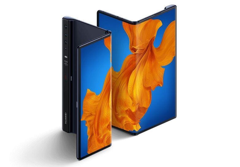 "Huawei Smartphone Huawei Mate Xs 5g Tah N29m 512 Gb Dual Sim 6.6"" Oled Quadrupla Fotocamera Octa Core Refurbished Interstellar Blue"