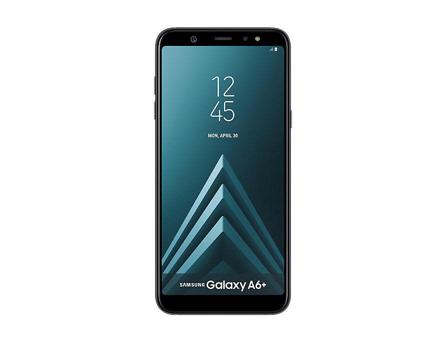 """Samsung Ricondizionato Smartphone samsung galaxy a6 plus sm a605f dual sim 32 gb octa core 6"""" super amoled 16 + 5 mp 4g lte wifi bluetooth andr"""