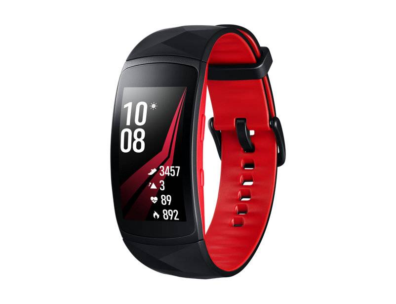 Samsung Gear Fit2 Pro Sm R365 (Taglia S) 1.5