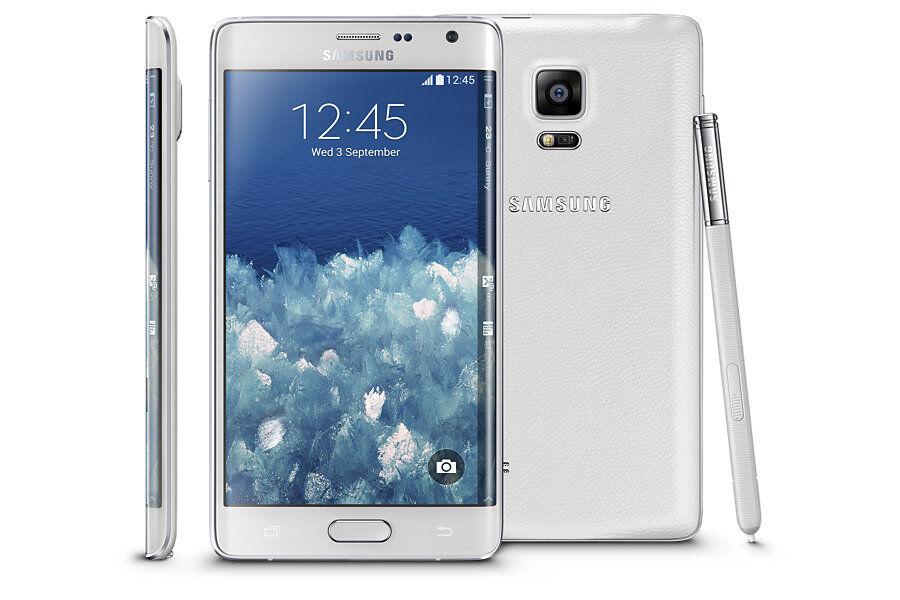 """Samsung Ricondizionato Smartphone samsung galaxy note edge sm n915f 5.6"""" super amoled 32 gb quad core 4g lte wifi 16 mp android refurbished bia"""