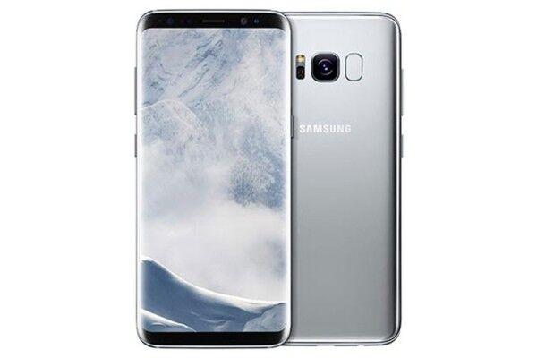 Samsung Smartphone Samsung Galaxy S8 Plus Sm G955f 64 Gb 4g Lte Wifi 12 Mp Dual Pixel Octa Core 6.2 Quad Hd+ Super Amoled Artic Silver 24 Mesi Garanzia Ufficiale Samsung