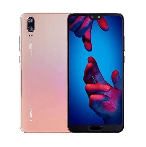 "Huawei Smartphone Huawei P20 Eml L29 128 Gb 5.8"" Dual Sim 4g Lte 20 Mp Octa Core Refurbished Oro Rosa"