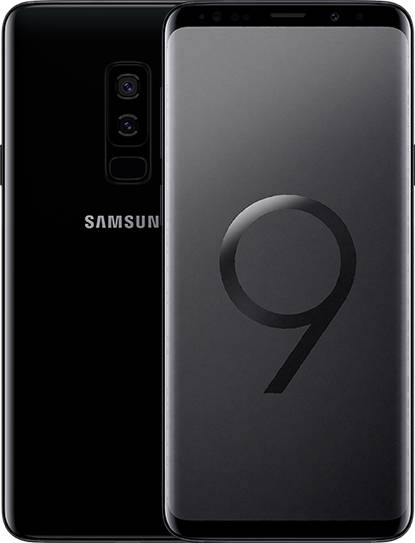 Samsung Smartphone Samsung Galaxy S9 Plus Sm G965f Dual Sim 64 Gb 4g Lte Wifi Doppia Fotocamera 12 Mp + 12 Mp Octa Core 6.2 Quad Hd+ Super Amoled Refurbished Midnight Black