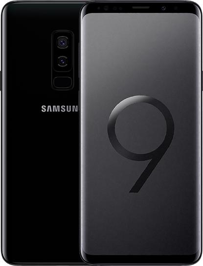 """Samsung Ricondizionato Smartphone samsung galaxy s9 plus sm g965f 64 gb 4g lte wifi doppia fotocamera 12 mp + 12 mp octa core 6.2"""" quad hd+ sup"""