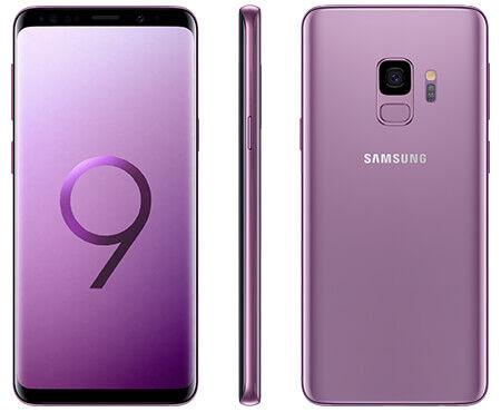 "Samsung Ricondizionato Smartphone samsung galaxy s9 sm g960f dual sim 64 gb 4g lte wifi 12 mp octa core 5.8"" quad hd+ super amoled refurbished"