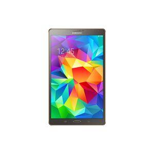 "Samsung Tablet Samsung Galaxy Tab S Sm T705 8.4"" Super Amoled 16 Gb Octa Core 4g Lte Wifi Bluetooth 8 Mp Refurbished Bronzo"