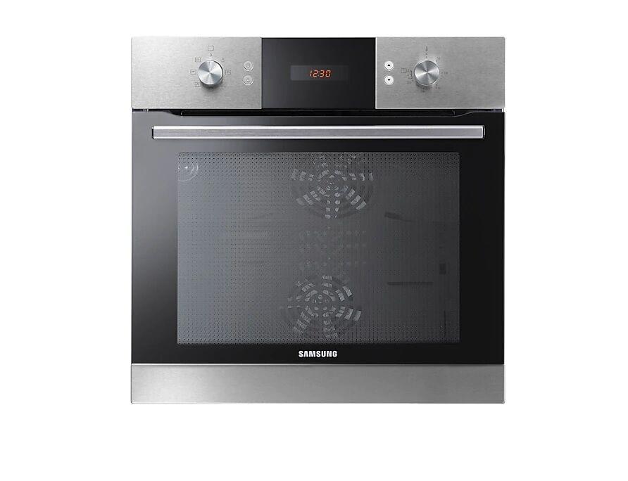 Samsung Forno Samsung Ad Incasso Nv70f3581ls 60 Cm 70 L Display Led Pulizia Catalitica Inox / Nero Refurbished Classe A