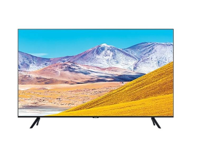 "Samsung Tv 82"" Samsung Ue82tu8070 Led Serie 8 2020 Crystal Uhd 4k Smart Wifi 2100 Pqi Usb Refurbished Hdmi"