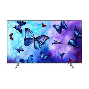 "Samsung Tv 55"" Samsung Qe55q6fnat Qled Serie 6 Q6fn 2018 4k Uhd Smart Wifi 2800 Pqi Usb Hdmi Silver / Inox"