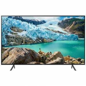 "Samsung Tv 65"" Samsung Ue65ru7170 Led 4k Ultra Hd Smart Wifi 1400 Pqi Hdmi Usb Refurbished Charcoal Black"