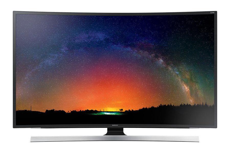 "Samsung Ricondizionato Tv 55"" samsung ue55js8500 led serie 8 suhd 4k curvo smart wifi 3d 1900 pqi usb hdmi"