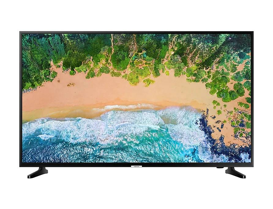 samsung tv 43 samsung ue43nu7090 led serie 7 4k ultra hd smart wifi 1300 pqi usb refurbished hdmi