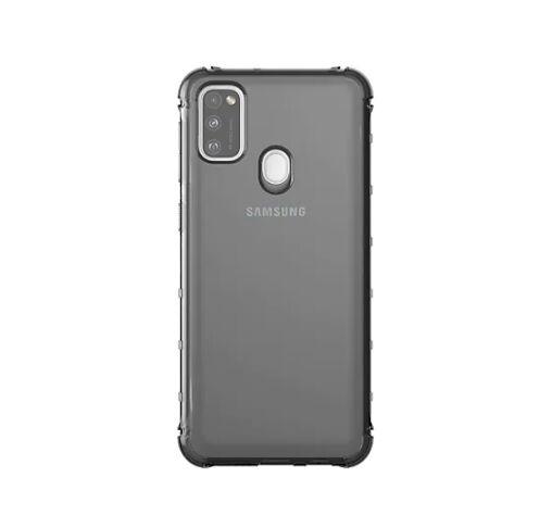 Samsung Ricondizionato Galaxy m21 clear cover per cellulare gp-fpm215kdabw refurbished nero