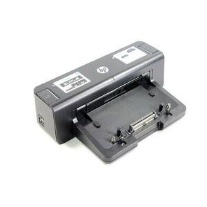 HP Docking Station Hp A7e33av Per Notebook 90w / 4x Usb / 1 Porta Dvi / 1 Porta Vga Refurbished Nero