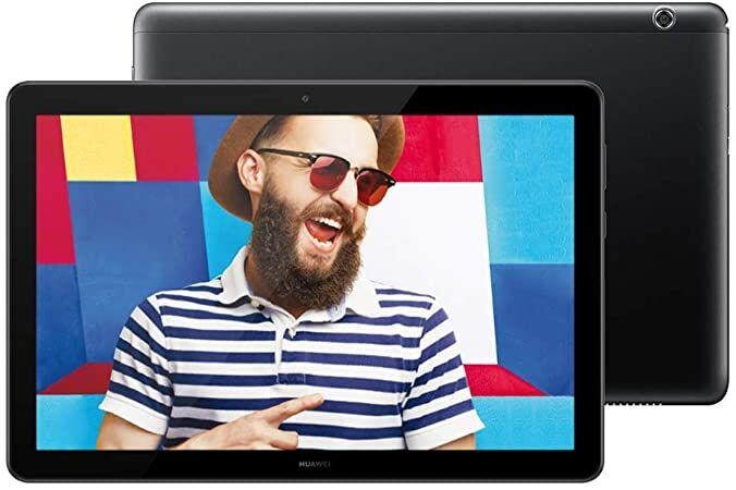 "Huawei Ricondizionato Tablet 10.1"" mediapad t5 ags2 w09 32 gb wifi 5 mp refurbished nero"