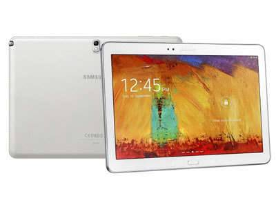 Samsung Ricondizionato Tablet samsung galaxy note 10.1'' sm p600 16 gb quad core wifi bluetooth 8 mp refurbished bianco
