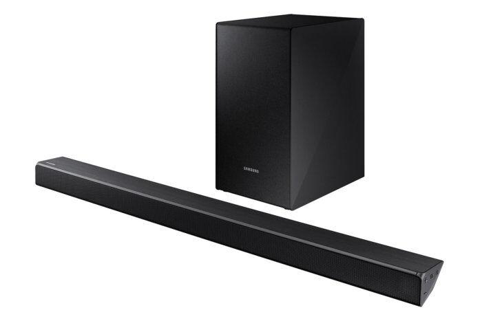 Samsung Soundbar Samsung Hw N450 2.1 Canali 4 Altoparlanti 320 W Wireless Usb Hdmi Bluetooth Refurbished Nero