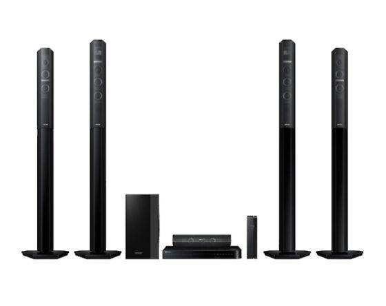 Samsung Ricondizionato Home theatre samsung ht j7750w 7.1 canali 1330 w smart 3d blu ray cd ripping host usb recording wifi hdmi bluetooth refu