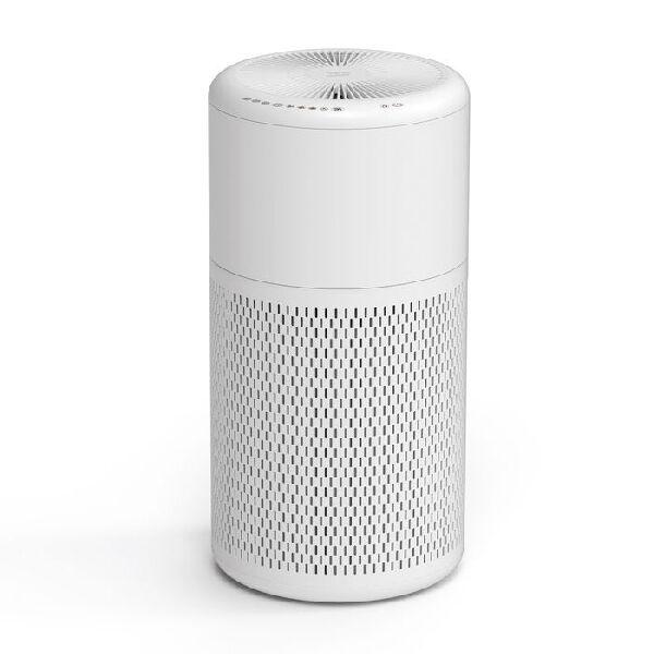 beko purificatore d'aria beko atp7100i rimuove il 99.9% di virus e batteri 3 stadi di filtrazione 35 w filtro hepa bianco garanzia ufficiale