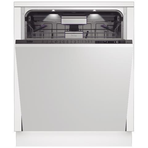 beko lavastoviglie beko din39430 15 coperti 60 cm da incasso 9 programmi partenza ritardata prosmart inverter refurbished classe a+++