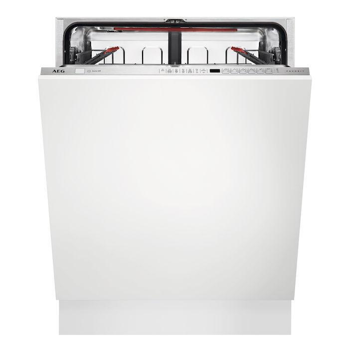 aeg lavastoviglie aeg fse73610p incasso 13 coperti 60 cm inverter airdry partenza ritardata classe a+++ 24 mesi garanzia ufficiale
