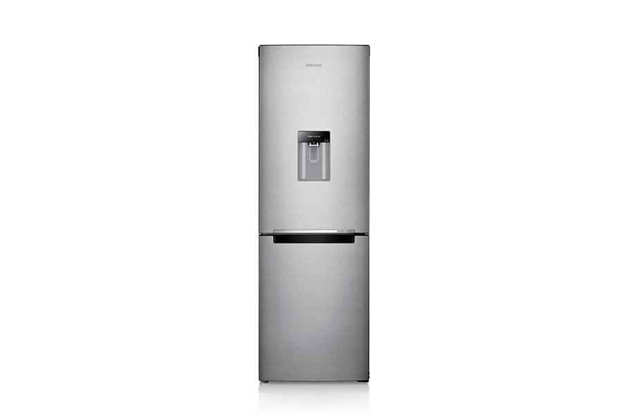 Samsung Frigorifero Samsung Rb29fwrndsa / Rb29ferndsa 288 L 60 Cm Silver Digital Inverter No Frost Dispenser Libera Installazione Refurbished Classe A+