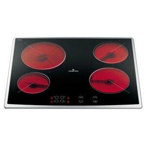 Ariston Piano Cottura Hotpoint Ariston Kbt 6004 Ix 60 Cm A Induzione 4 Fuochi Comandi Touch Vetroceramica Refurbished Nero