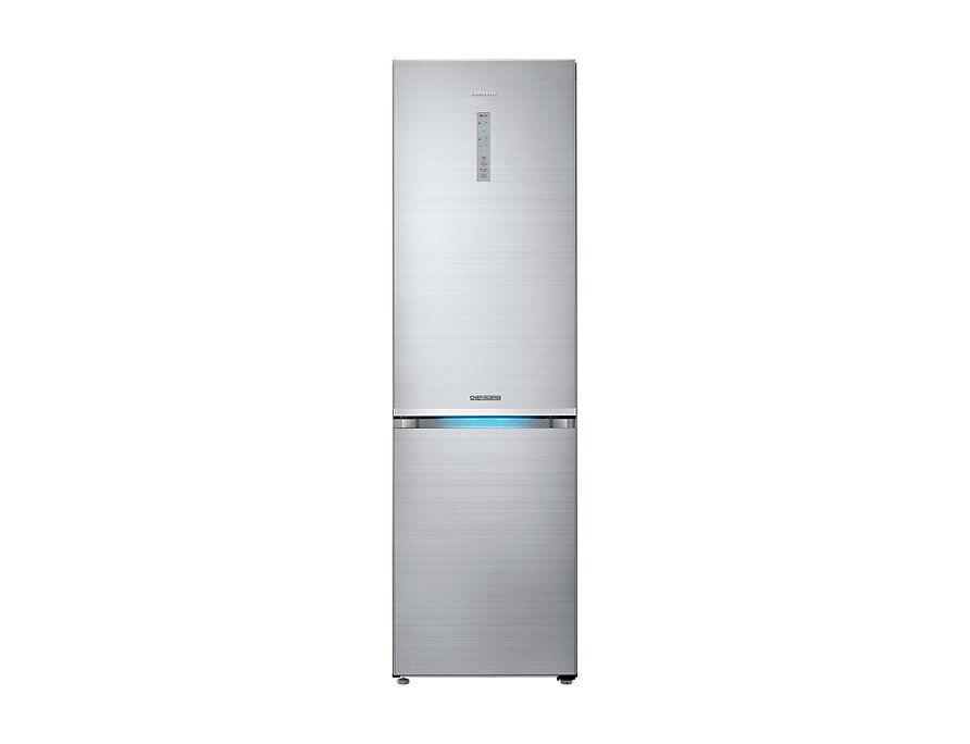 samsung ricondizionato frigorifero samsung rb41j7335sr combinato serie 7000 inox 410 l 60 cm digital inverter no frost display esterno refurbis