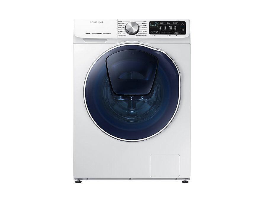 Samsung Ricondizionato Lavasciuga (asciugatrice / lavatrice / lava e asciuga) samsung addwash wd90n642oow serie 6800 9 + 5 kg 1400 giri carico