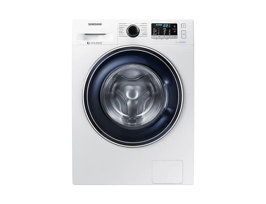 samsung lavatrice samsung ww90j5445fw / ww90j5445fa ww5000j 9 kg 1400 giri carico frontale digital inverter ecolavaggio smart check libera installazione refurbished classe a+++