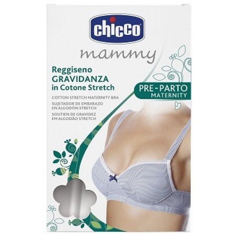 Chicco Mammy Reggiseno Cotone Gravidanza Fantasia 4c