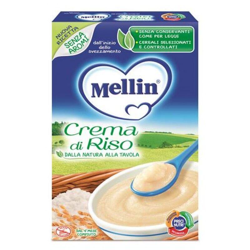Mellin Crema Riso 200g