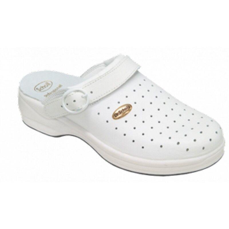 Dr.Scholl'S Div.Footwear Clogs Bonus Fori Bianco 39