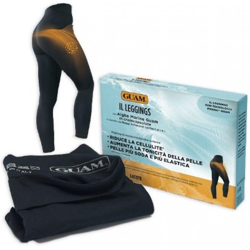 Lacote Guam Leggins Tessuto Alghe Xs Con Tecnologia Guam®-Emana®