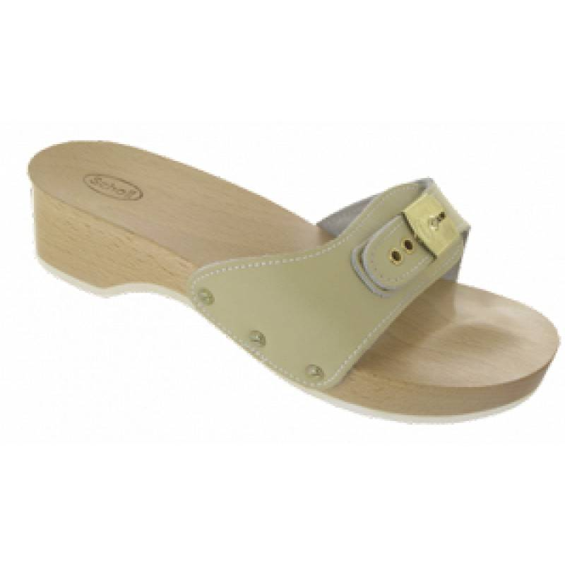 Dr.Scholl'S Div.Footwear Pescura Heel Orig Bycast Sab37