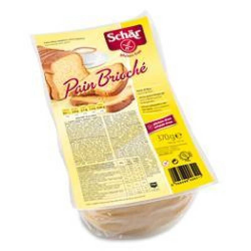 Schar Pan Brioche Senza Glutine 370g*