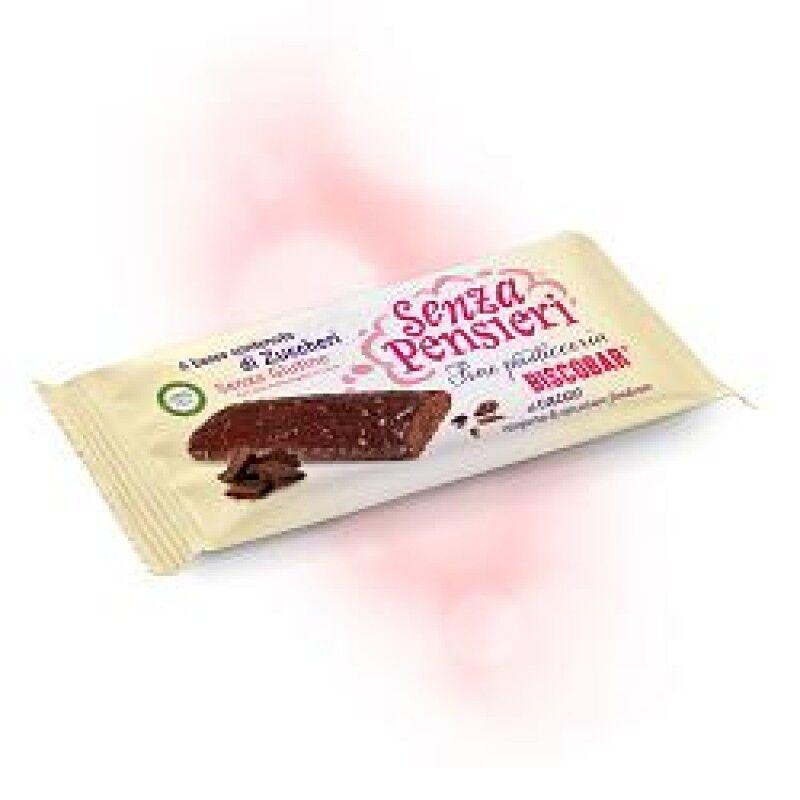 Dolci Palmisano Srl Senza Pensieri Barretta Biscobar Al Cacao 25 G