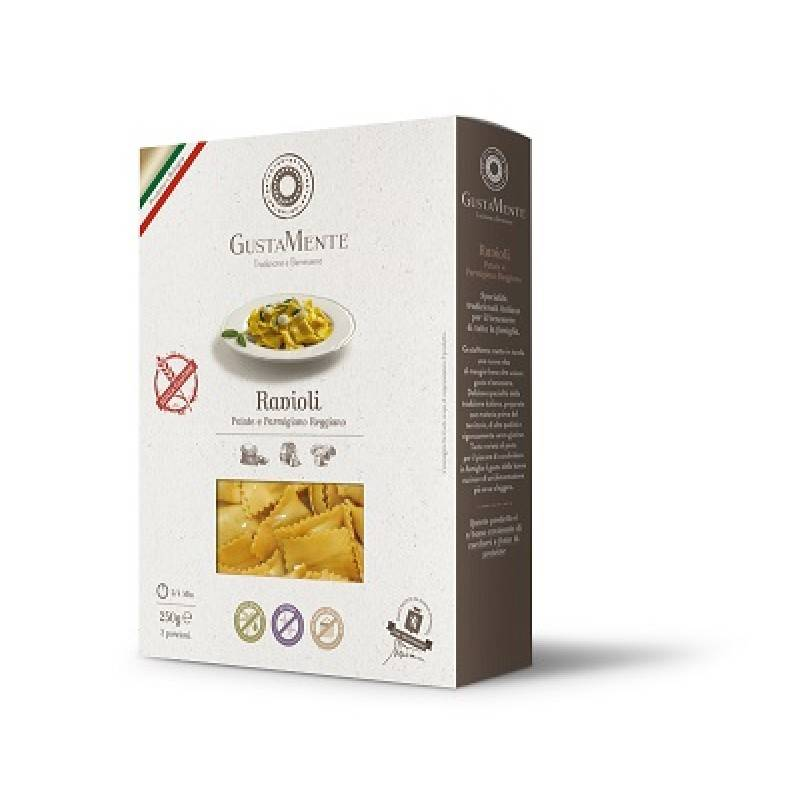 Gustamente Ravioli Patate/parm