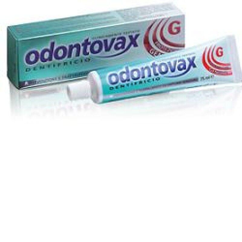 nova argentia odontovax linea igiene dentale quotidiana g dentifricio protezione gengive 75 ml